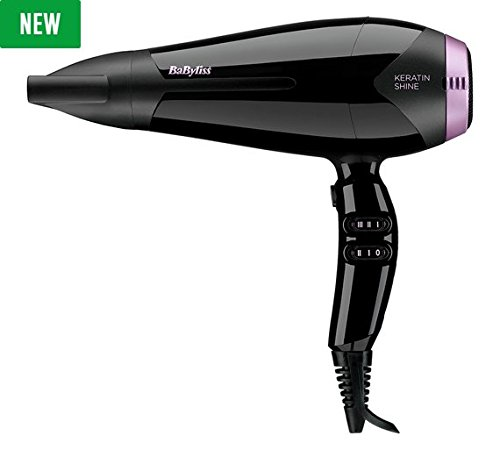 babyliss 5335ku keratin shine 2200 watts hair dryer - 41OeZigdWDL - BaByliss 5335KU Keratin Shine 2200 Watts Hair Dryer