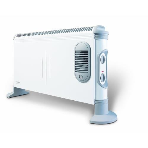 3KW CONVECTOR HEATER TURBO BOOST HEAT SET THERMO