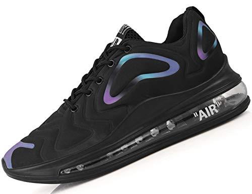 SINOES Mujer 720 Caña Baja Gimnasia Ligero Transpirable Casuales Sneakers de Exterior y Interior Zapatillas...