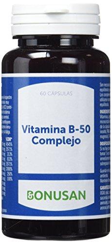 Bonusan Vitamin B-50 Complex 60 Cap. (Caps B50)