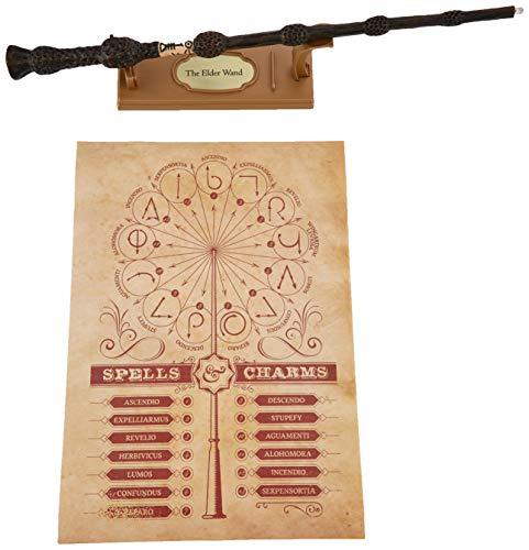 Harry Potter Mit Zauberstab - Dickie Toys 209456007 Master Elderstab, originaltreuer