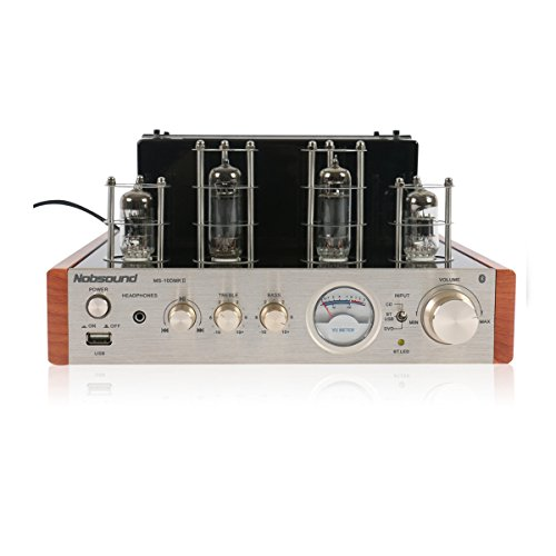 Nobsound MS-10D MKII Tube Amplifier Bluetooth/USB /