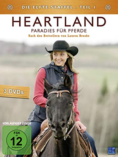 Heartland - Paradies für Pferde - Staffel 11.1 [3 DVDs]