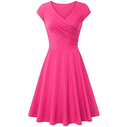 HWTOP Blusenkleid Lang Damen Blusenkleid Blau Damen Business Kleiderständer Kinderblusenkleid Weiß Damen Kleider Sommer Damen Kurz Kleid Kleid Schwarz Kleid Damen Sommer Kleid Damen Sommer