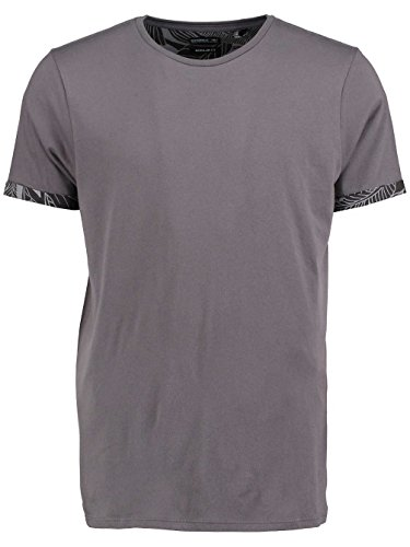 Herren T-Shirt O'Neill Thirst For Surf T-Shirt castle rock