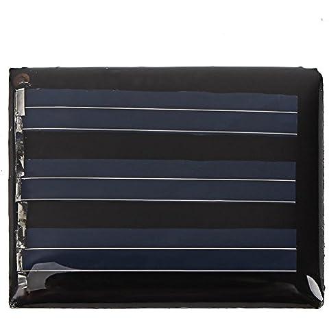 1.5V 35mA mini Módulo de Paneles Solares para Juguetes Pilas Sistema de Pequeña Potencia
