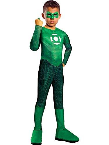Generique - Costume Green Lantern Bambino