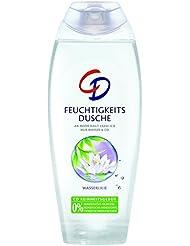 CD Feuchtigkeitsdusche Wasserlilie, 250 ml, 4er Pack (4 x 250 ml)