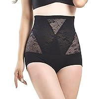 Yiitay Sexy Femme Culotte Gainante Taille Haute Panty Minceur Avec Armature Body Gaine Amincissante Ventre Plat