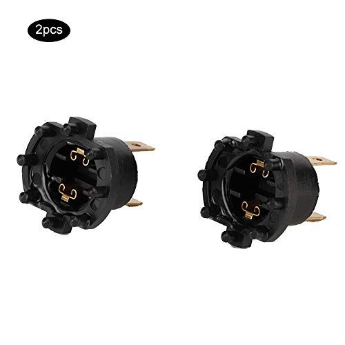 Scheinwerferfassung, Paar Lampenfassung für 3 5 323 B28V510A3 12V -