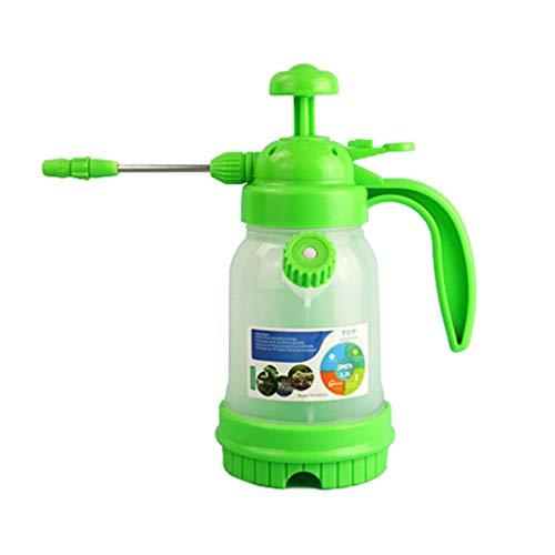 Bestyyo Wassersprühflaschen Gießkanne Tragbare Handauslöser Wassersprüher Gießkanne Hochdruck-Gießwerkzeug für Blumen und Gartenarbeit