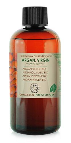 Argán Virgen BIO - Aceite Portador Prensado en frío 100% Puro - Certificado Ecológico - 100ml