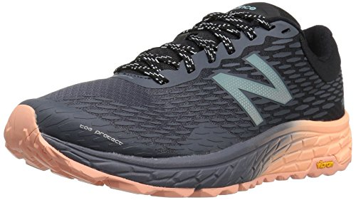 New Balance WTHIER, Scarpe da Trail Running Donna, Multicolore (Outer Space/Black/Bleached Sunrise), 37 EU