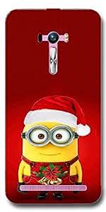 SEI HEI KI Designer Back Cover For Asus Zenfone Selfie ZD551KL - Multicolor