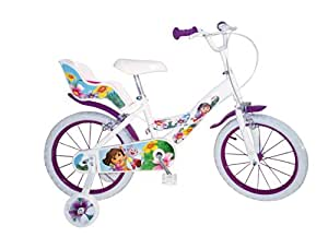 toimsa 1653 kinderfahrrad dora die entdeckerin m dchen. Black Bedroom Furniture Sets. Home Design Ideas