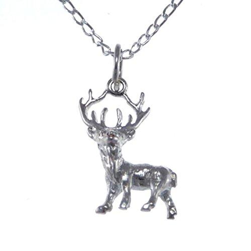 pendente-ciondolo-a-cervo-argento-sterling-collana-con-cervo-46cm