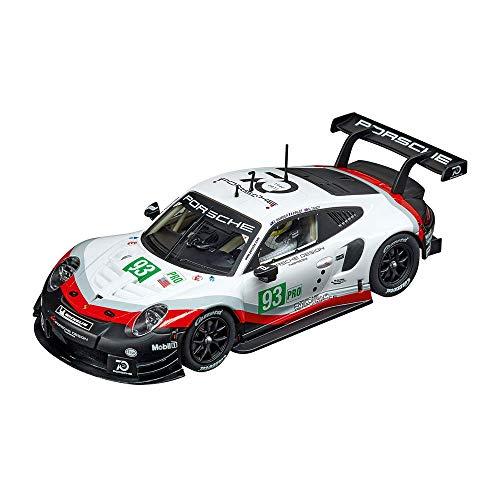 Carrera- Porsche 911 RSR GT Team No.93 Coche, Multicolor (Stadlbauer 20030890)