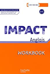 Impact anglais seconde : Workbook
