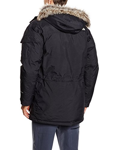 The North Face Herren Parkajacke McMurdo, tnf black, M, T0A8XZJK3 - 2