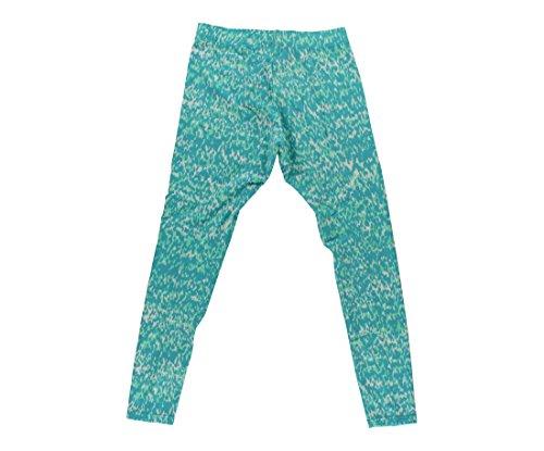 Nike pantalon de sport pour femme club all over legging Turquoise - Turquoise