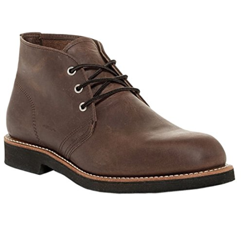 Red Wing Mens Foreman Chukka 9219 Leather Boots