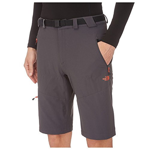 The North Face Wander-shorts (The North Face Herren Wander Outdoor Hose Trekking M Paseo Short Grau Gr. 42)