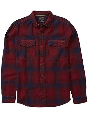 Billabong Ventura Flannel Ls Red L