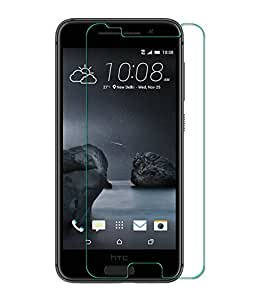 VJOY Antishock Tempered Glass Screen Protector for HTC One A9 and (Single Front Transparent Screen Protector) Freebies Offer : The Great Grand Diwali Deal (Get a VJOY 5200 mAh Power-Bank RED) (1 Year Replacement Guarantee, Li-ion Battery, Long Battery-Life) worth Rupee 1599/- absolutely free with Screen Protector)