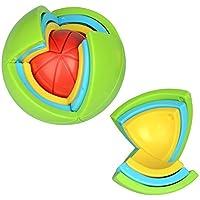 Comparador de precios Puzzles 3D Magic Maze Pelota, KidsHobby Juego de Pelota de Inteligencia Bola de Sabiduría Juguete Educativo para Niños Capacitación de Habilidades - precios baratos