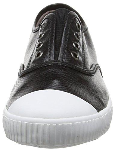 Lotus Damen Nassor Sneaker Black (black Metallic)