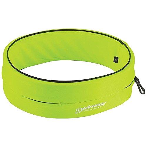 devicewear-sb-m-grn-sport-belt-green-medium