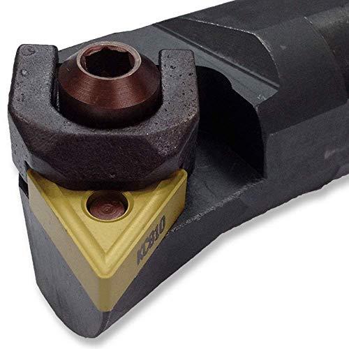 Maifix S-WTUNR CNC - Cortador de torno de metal (carburo indexable, herramientas de giro internas)