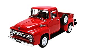 Welly - Ford F100 Pick-up 1956, 1/18 Escala (19831r)