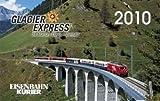 Glacier Express 2010: St. Moritz /Davos - Zermatt -
