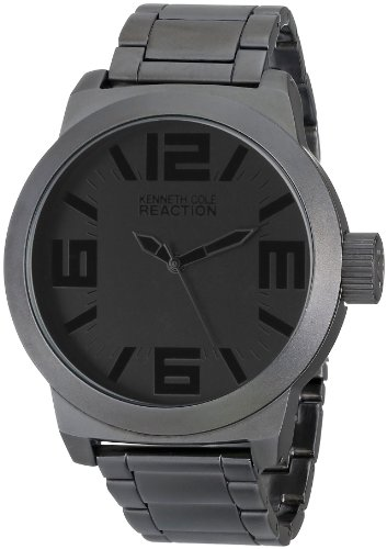 kenneth-cole-reaction-oversized-reloj-analogico-de-caballero-de-cuarzo-con-correa-de-silicona-gris-s