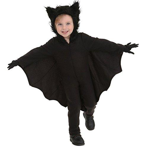 LPATTERN Unisex Halloween Vampir Kostüme Rollenspiel Fledermaus