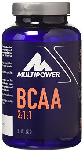 Multipower Integratore Alimentare Bcaa - 1 Pacco da 1 X 0.345 kg