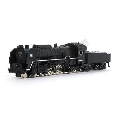 [NEU] Zug Spur N Ma?stab Druckguss-Modell No.48 C-62-Dampflokomotive von Train