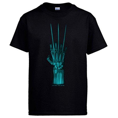 Camiseta X-Men Lobezno Logan radiografía - Negro, L