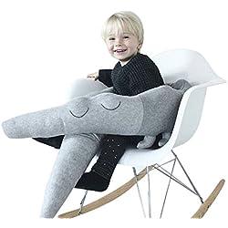 kuuboo suaves almohadillas de cuna para bebé cama cuna juego de cama Lovely Big de piel de cocodrilo Abrazando almohada cojín de algodón suave almohada dormir juguetes animales algodón juguete regalo