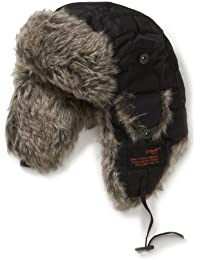 Schott NYC Men's 1917 Trapper Bomber Hat