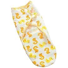 AAGOOD Mantas bebé precioso impresión se mantiene al bebé sacos de dormir para bebés recién nacidos