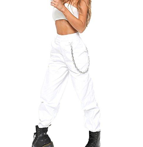 Los nuevos Pantalones de la Moda de Las Mujeres