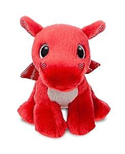 Aurora- Peluches y muñecas, Color Rojo, 18cm (60862)