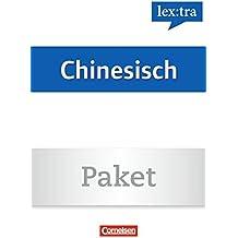 Lextra - Chinesisch - Grund- und Aufbauwortschatz nach Themen: A1-B1 (Übungsbuch) und A1-B2 (Lernwörterbuch) - Übungsbuch Grundwortschatz und Lernwörterbuch: 01947-2 und 01946-5 im Paket