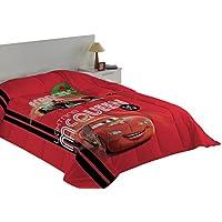 Export Trading Disney - Edredon con Relleno con diseño Cars, 240 x 180 cm