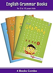 Nurture English Grammar Books for Kids | 5 to 10 Year Old Children | Grammar and Composition Practice Exercise