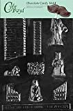 Cybrtrayd Life of The Party C121 Nativity Scene Chocolate Candy Mold in Sealed