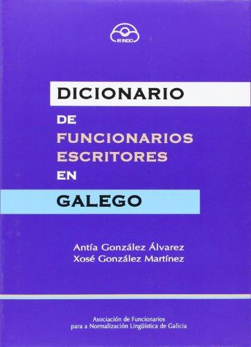 Dicionario de Funcionarios Escritores en Galego