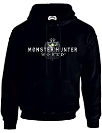 Taurus Monster Hunter World Fanart Adults Hoodie